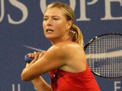 Шарапова и Давыденко вышли в третий круг Открытого чемпионата США по теннису