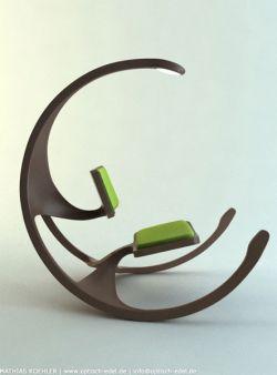Кресло-качалка: ремикс