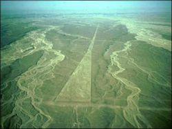 Загадочные рисунки на перуанском плато Наска (фото)