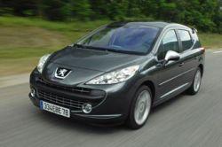 """Peugeot привезет во Франкфурт \""""заряженный\"""" универсал 207 SW"""
