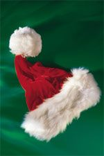 Российский Дед Мороз взгромоздился на самую высокую точку горы Эльбрус