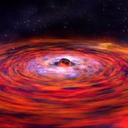 Обнаружено искажение пространства-времени нейтронной звездой