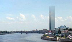 """Небоскреб \""""Газпрома\"""" беспокоит ЮНЕСКО"""