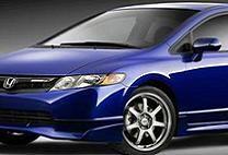 Новая Honda Civic MUGEN