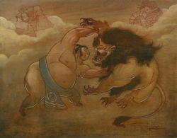 Деревянные мифы Тузона (фото)