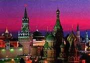 Кремль окружают умным газоном