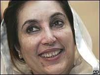 Беназир Бхутто намерена вернуться в Пакистан