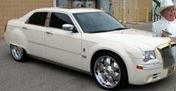 Роскошный Rolls-Royce Bentley Chrysler 300C