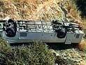 Автобус упал в ущелье в Индии