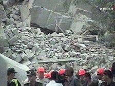 Число погибших при обрушении многоэтажки в Баку достигло 15 человек
