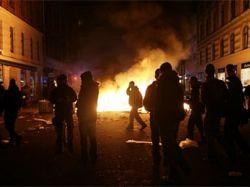 В Копенгагене арестованы 63 погромщика