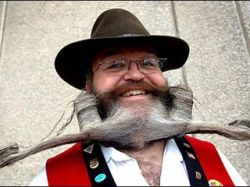 В Британии состоялся Чемпионат мира бороды и усов