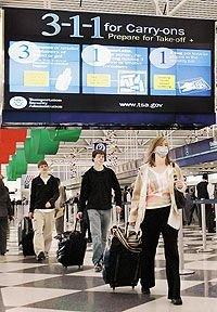 Стремительный рост авиаперевозок может привести к распространению неведомых болезней