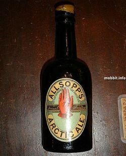 Бутылка пива за полмиллиона долларов (фото)