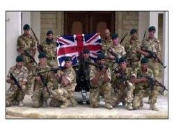 Великобритания выводит войска из Ирака