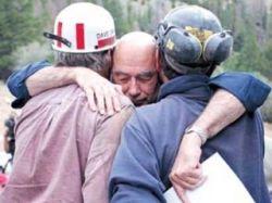 Поиски шахтеров, заживо погребенных в штате Юта, прекращены