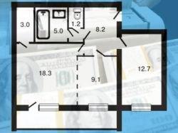 Московское жилье: квадратный метр за лето подорожал на 50 долларов