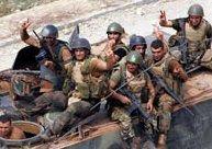 Ливанская армия заняла лагерь исламистов