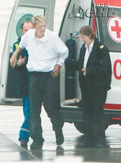 Абдулова увезли на операцию в Израиль