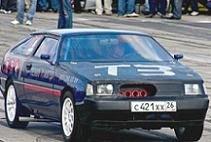 ЗАЗ-1102 спортивная версия Т3