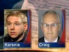 Оскандалившийся сенатор Лари Крейг уходит в отставку