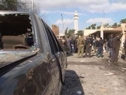 Взрыв в Дамаске совершили исламисты-радикалы