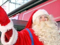 У Санта-Клауса угнали сани