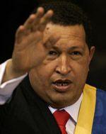 Уго Чавес предложил Латинской Америке объединиться против Запада