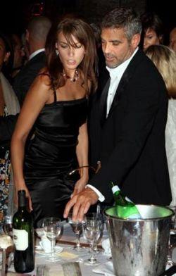 Раскрыта тайна новой подружки Джорджа Клуни
