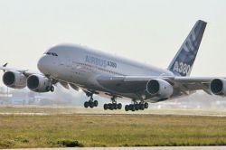 Билеты на Airbus A-380 проданы за $100 000