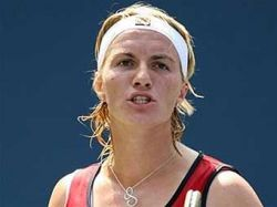 Светлана Кузнецова пробилась в четвертьфинал US Open