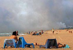 Кто вынуждает российских туристов посещать горящие и тонущие уголки планеты