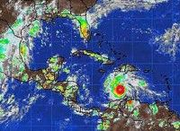 """Урагану \""""Феликс\"""" присвоена четвертая категория опасности из пяти возможных"""