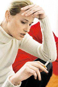 Диета увеличивает тягу к курению