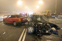 За 10 лет на дорогах России погибли 315 тысяч человек