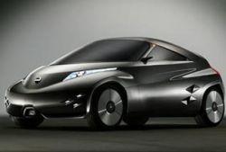 Nissan Mixim - машина будущего