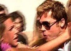 Брэда Питта отбили у безумной фанатки