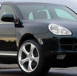 Третья кража Porsche Cayenne в Москве за три недели