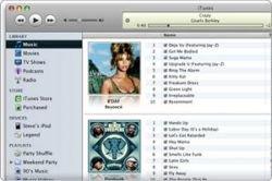 Доля iTunes на рынке проигрывателей составляет 42 процента