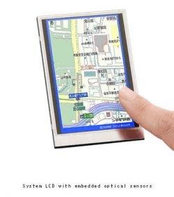 Sharp разработала сенсорный дисплей с функцией сканера