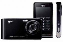 LG представила 5-мегапиксельный 3G-камерофон премиум-класса