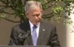 Как птицы выражают свое мнение по поводу политики Джорджа Буша (видео)