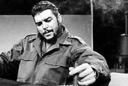 На аукционе в США продадут прядь волос Че Гевары