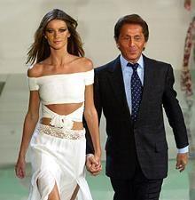 Валентино уходит из мира моды