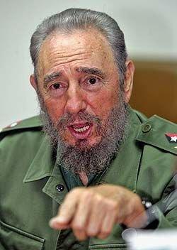 Фидель Кастро пророчит новую великую депрессию