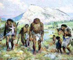 Исследование ученых показало, что современный человек выбирает себе пару так же, как неандертальцы