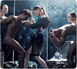Новая скандальная реклама D&G: Извращение женщин и насилие над мужчинами