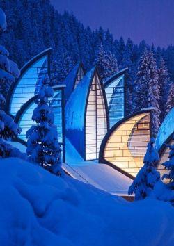 Новый облик отеля Tschuggen Grand Hotel (фото)