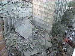 Из-под руин дома в Баку извлекли ещё одного погибшего