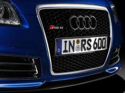 Турбо-сарай: первые фото Audi RS6 Avant